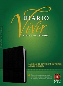 Biblia Estudio Diario Vivir NTV