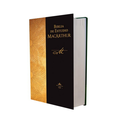 Biblia Mac Arthur rústica