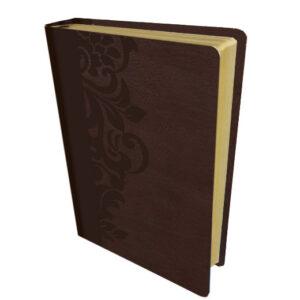 Biblia de estudio para mujeres Chocolate