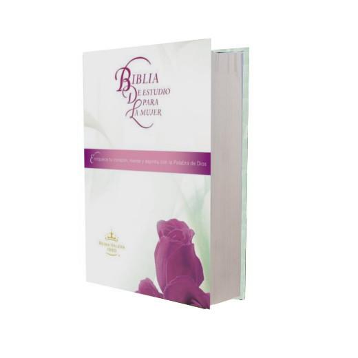 Biblia de estudio para mujer RVR60