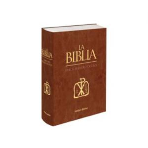 Biblia libro del pueblo de Dios