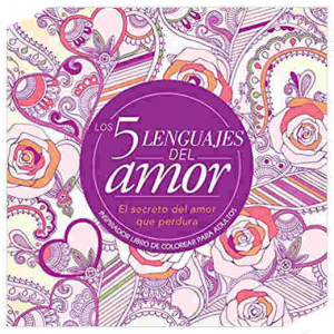 Los cinco lenguajes del amor, libro para colorear