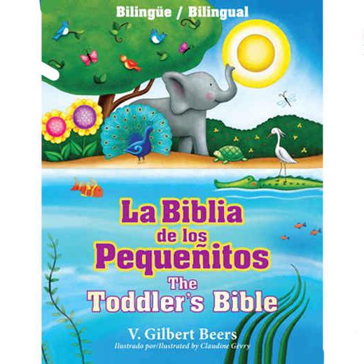 Biblia de los pequeñitos Bilingüe