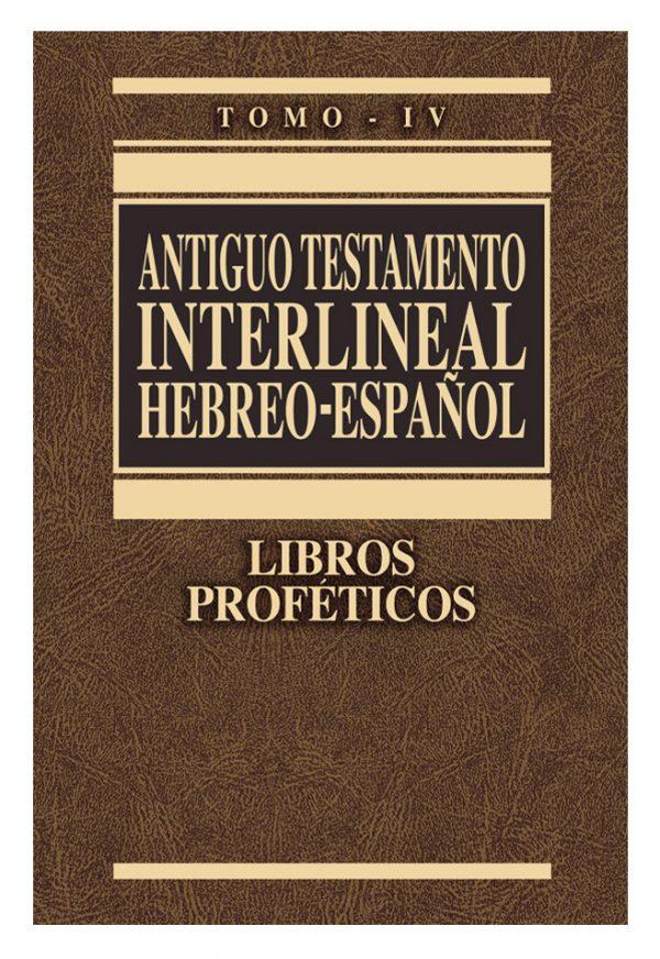 Antiguo Testamento Interlineal Proféticos