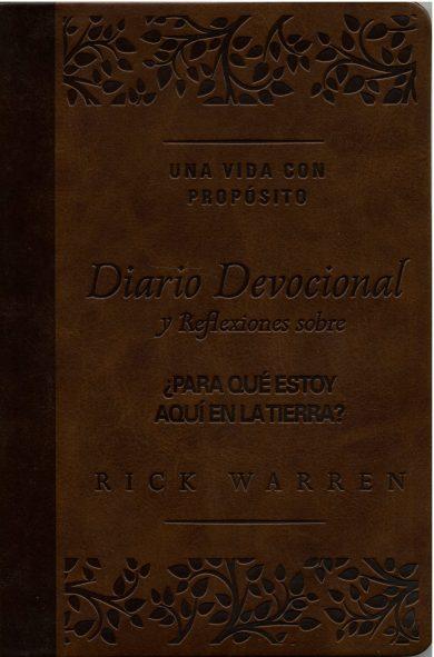 Una Vida con Propósito Diario Devocional