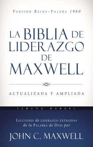 Biblia de Liderazgo De Maxwell RVR60