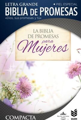 RVR 1960 biblia de promesas compacta
