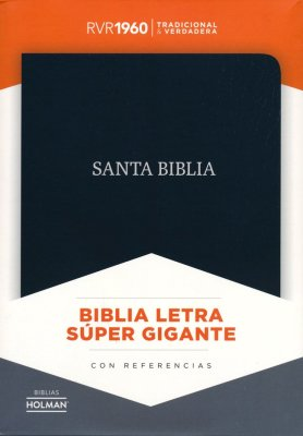 Biblia Letra Super Gigante RVR 1960