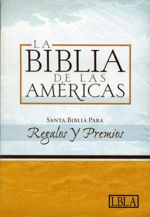 Biblia para Regalos y Premios LBLA
