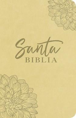 Biblia NTV edición Agape/Flor
