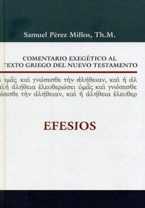 Comentario exegético al texto griego de Efesios