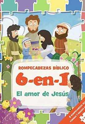 Biblia de Niños / La vida de Jesús Rompecabezas
