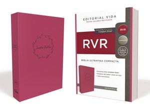 Biblia RVR ultrafina compacta