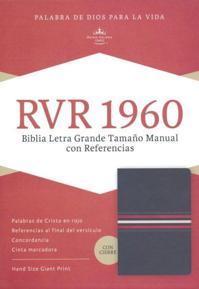 Biblia Letra Grande Tamaño Manual