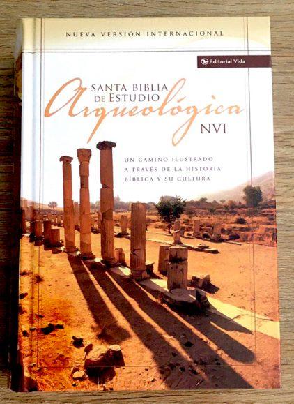 Biblia de Estudio Arqueológica NVI