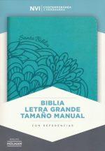 Biblia NVI Letra Grande Manual