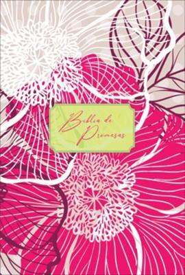 Biblia de Promesas LG | RVR60 | Floral Moderno