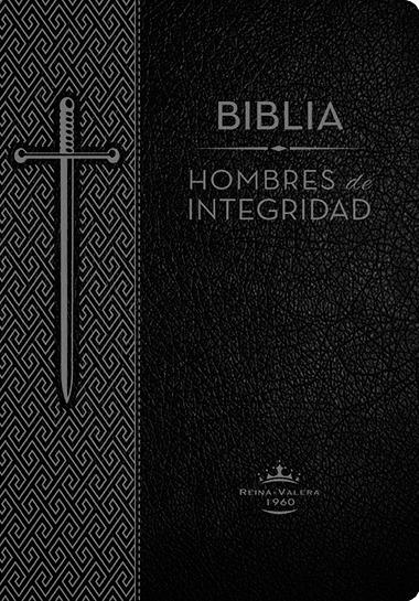 Biblia hombres de Integridad Negra