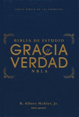 NBLA Biblia de Estudio Gracia y Verdad, Tapa Dura